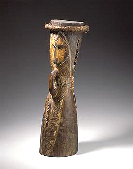 Papua New Guinea Drum